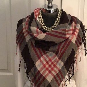 Hollister scarf/ wrap